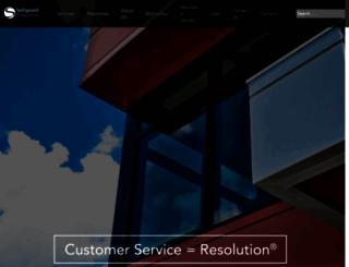 safeguardproperties.com screenshot