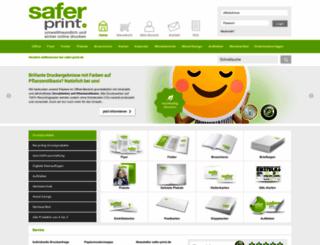 safer-print.com screenshot