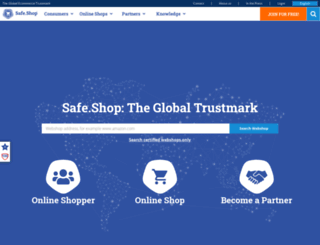 safeshops.org screenshot