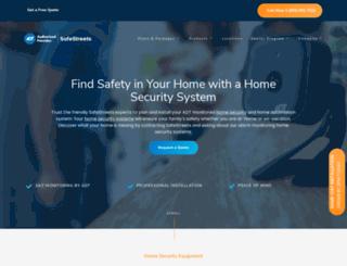 safestreetsusa.com screenshot