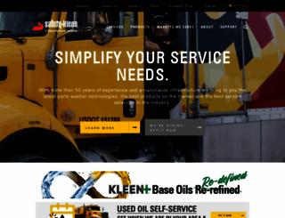 safety-kleen.com screenshot