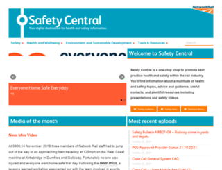 safety.networkrail.co.uk screenshot