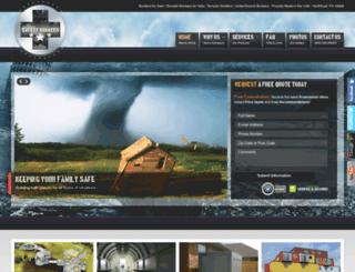 safetybunkers.com screenshot