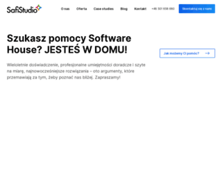 safistudio.pl screenshot