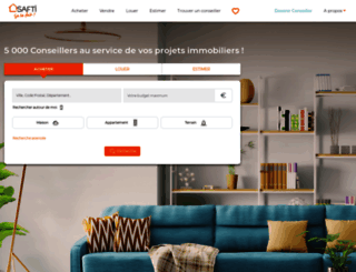 safti.fr screenshot