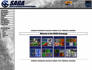 saga-gis.org screenshot