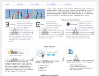 sagaram.net screenshot