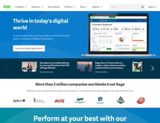 sageerpx3.com screenshot