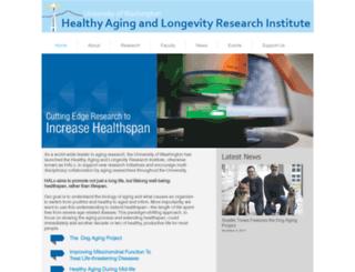sageweb.org screenshot