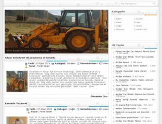 saglik-haberleri.net screenshot