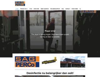 sagonline.nl screenshot
