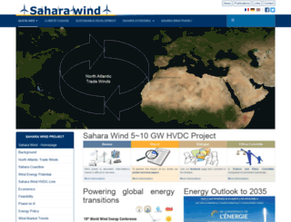saharawind.com screenshot