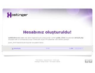 sahibindencom.com screenshot