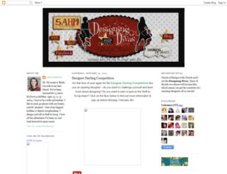 sahmscrapper.blogspot.com screenshot