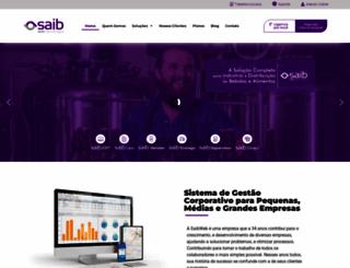 saibweb.com.br screenshot