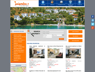 saigonlease.com screenshot
