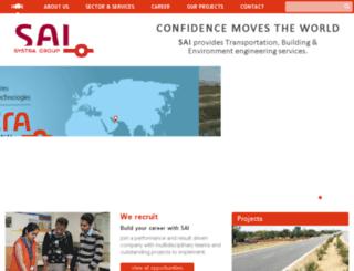 saiindia.com screenshot