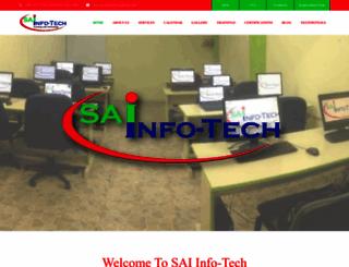 saiinfotech.net screenshot