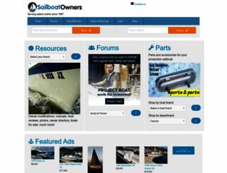 sailboatowners.com screenshot