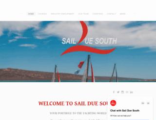 sailduesouth.com screenshot