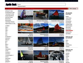 sailingdinghies.apolloduck.co.uk screenshot