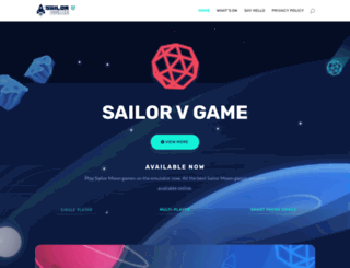sailorvgame.org screenshot