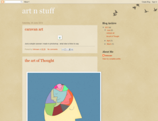 saiminart.blogspot.com screenshot