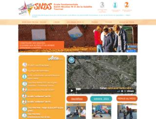saint-nicolas-tournai.com screenshot