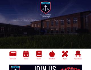 saintals.org screenshot