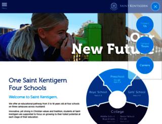 saintkentigern.com screenshot