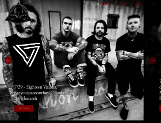 saintvitusbar.com screenshot