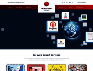 saiwebexpert.com screenshot