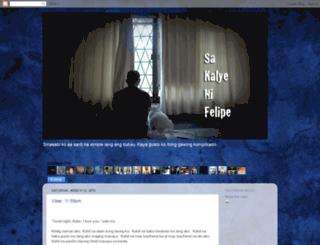 sakalyenifelipe.blogspot.com screenshot