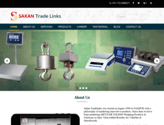 sakantradelinks.com screenshot