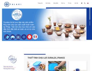salaki.com.vn screenshot