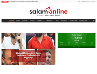salam-online.com screenshot