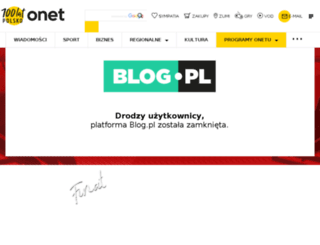 salatkapogrecku.blog.pl screenshot