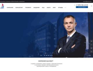 salecraft.ru screenshot