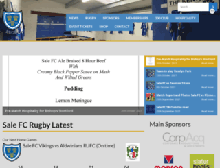 salefc.com screenshot