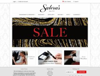 salera.com.au screenshot