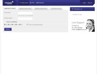 sales.fltechnics.com screenshot