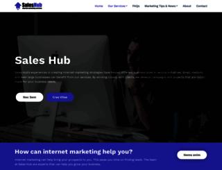 saleshub.ca screenshot