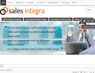 salesintegra.com screenshot