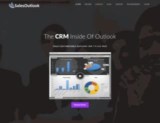 salesoutlook.net screenshot