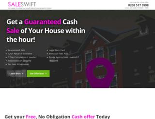 saleswift.com screenshot
