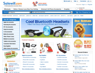 salewill.com screenshot