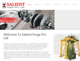 salientforge.com screenshot