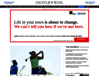 salina.com screenshot