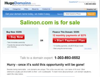 salinon.com screenshot