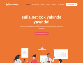 salla.net screenshot